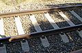 Concrete sleepers on the Main Southern railway line.jpg