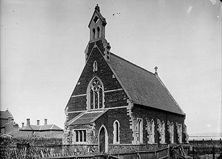 Congregational chapel, Y Borth