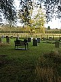 Conington Churchyard - geograph.org.uk - 1579429.jpg