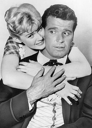 Connie Stevens - With James Garner