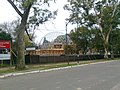 Construcción del Planetario de la ciudad de La Plata, agosto 2011.jpg