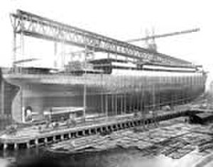 SS Laurentic (1908) - The construction of the Alberta