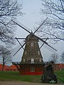 Copenhagen windmill on fortress.jpg