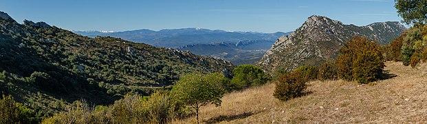 Corbières Massif - Pyrenees - Panorama 01.jpg