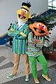 Cosplay of Bert and Ernie, Fanime 2015 (17521360664).jpg