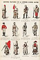 Costumes militaires de la Commune d'après nature par A. Raffet.jpg