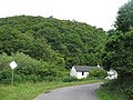 Cottage beneath Tor Luinngeanach - geograph.org.uk - 1204249.jpg