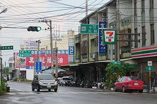 Xikou, Chiayi Rural township