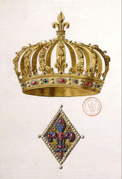 Les Regalia Objets Symboliques De La Monarchie Le Blog De
