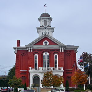 Montour County Courthouse in Danville