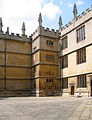 Courtyard at the Bodleian - geograph.org.uk - 792619.jpg