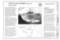 Cover - US Coast Guard Cutter STORIS, Womens Bay, Kodiak, Kodiak Island Borough, AK HAER AK-50 (sheet 1 of 13).png