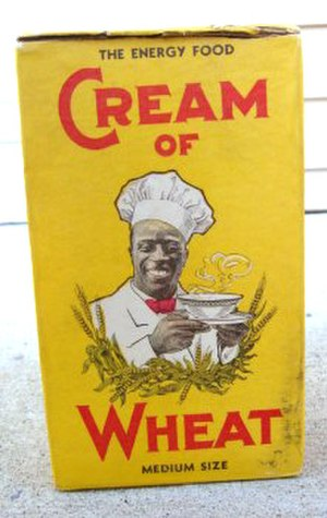 Cream of Wheat - Image: Cream of Wheat old cereal box