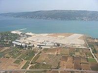 Croatia Split airport Divulje.JPG