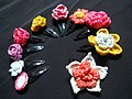 Crochet hairpins for my first bazaar.jpg