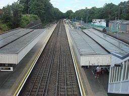 Croxley tube station 014