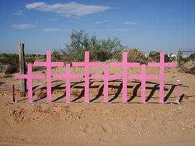 Female homicides in Ciudad Juárez - Wikipedia, the free encyclopedia