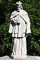 Csolnok, Nepomuki Szent János-szobor 2021 03.jpg