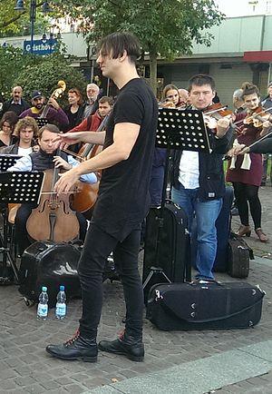 Teodor Currentzis - Currentzis in Marxloh, Duisburg, 2015