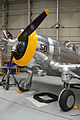 Curtiss P-36C Hawk 'PA-50' (NX80FR) (21658630706).jpg