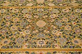 Cushion cover, China, Qing dynasty, mid 19th century AD, silk, metal-wrapped silk, view 2 - Textile Museum, George Washington University - DSC09820.JPG