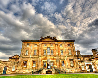 Cusworth Hall Grade I listed historic house museum in the United Kingdom