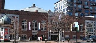 Cyclorama Building