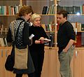 Czechy 2017 ekipa projektu Etnografia Karpat w bibliotece 2.jpg