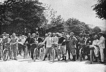 Calendrier Des Courses Cyclistes 2019.Cyclisme Sur Route Wikipedia