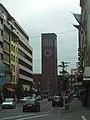 Düsseldorf Hauptbahnhof tower.jpg