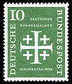 DBP 1956 235 Kirchentag.jpg