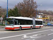 Duobus (a trolleybus combined with a bus)