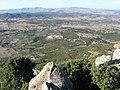 Da Monte Santu, Vista verso Ploaghe - panoramio.jpg