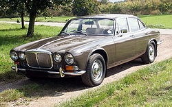 Daimler Sovereign (1972)