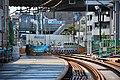 Daishibashi Station construction (47985506642).jpg