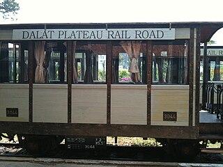 Da Lat–Thap Cham Railway