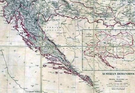 Dalmatia 1852