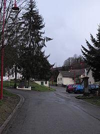 Dannemarie (Doubs), rue principale.JPG