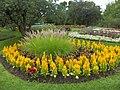 Dans les jardins du Centre de la Nature, Laval, Québec, Canada, One of the nice gardens - panoramio.jpg