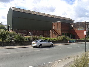 Darnall Works - Steel Working Shop of 1913, constructed by Kayser Ellison