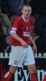 Darren Craddock English footballer