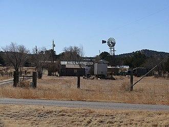 Datil, New Mexico - Image: Datil 1