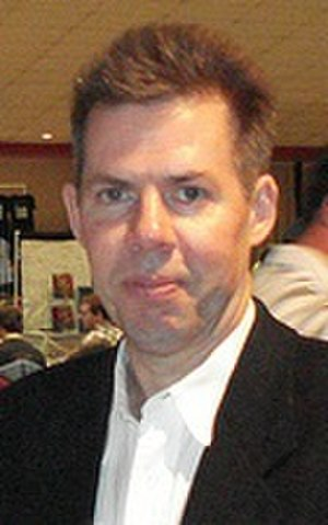 Dave Sim - Dave Sim at Small Press and Alternative Comics Expos in Columbus, Ohio in 2007