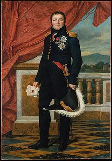 Étienne Maurice Gérard Marshal of France