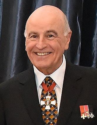 2006 New Year Honours (New Zealand) - Image: David Gascoigne 2017 (cropped)