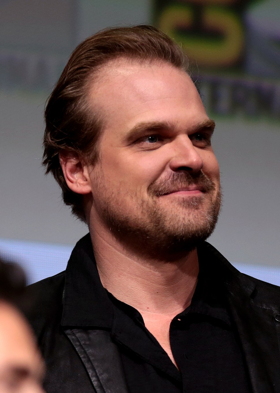 David Harbour by Gage Skidmore
