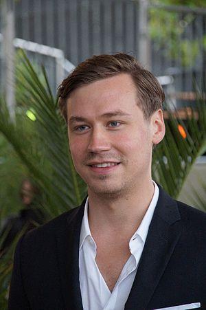 David Kross - Kross in August 2015.