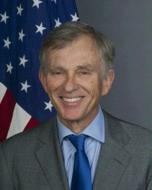David McKean (diplomat) - Image: David Mc Kean 2013