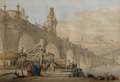 David Roberts 1837 Puente de Toledo -Madrid.png