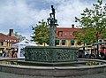 David and goliath fountain in kalmar.jpg